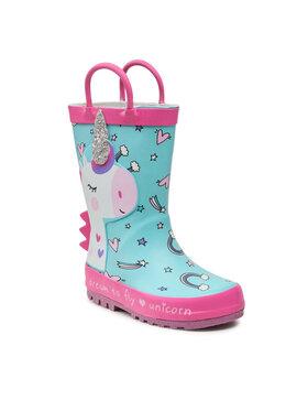 Nelli Blu Nelli Blu Guminiai batai FY190016 Mėlyna