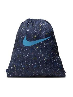 Nike Nike Σακίδιο πλάτης πουγκί BA5993-492 Σκούρο μπλε