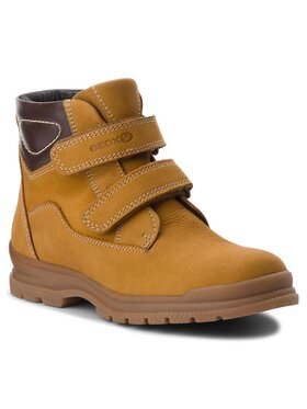 Geox Outdoorová obuv J Navado B. C J845HC 032BC C2309 S Žltá