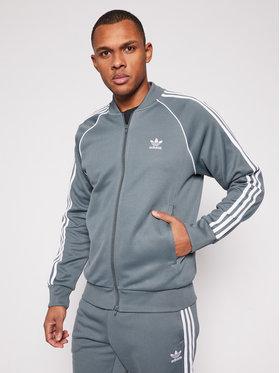 adidas adidas Bluză Sst Track GN3516 Gri Regular Fit