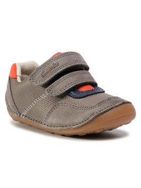 Clarks Clarks Pantofi Tiny Dusk T 261547237 Gri