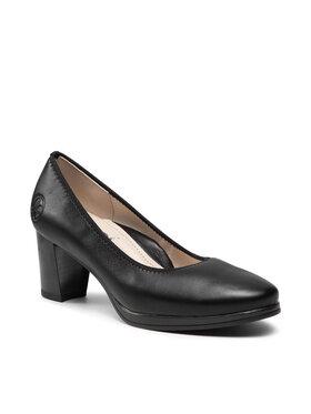 Rieker Rieker Κλειστά παπούτσια 49560-02 Μαύρο