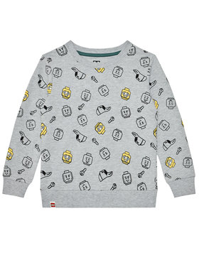 LEGO Wear LEGO Wear Суитшърт 12010047 Сив Regular Fit