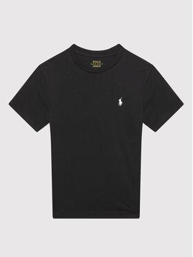 Polo Ralph Lauren Polo Ralph Lauren T-Shirt Core 323832904036 Czarny Regular Fit