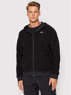 Reebok Reebok Sweatshirt Workout Ready GT5752 Schwarz Regular Fit