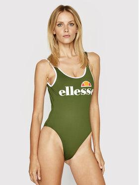 Ellesse Ellesse Maillot de bain femme Lilly SGS06298 Vert