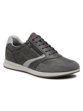 Geox Geox Sneakersy U Avery B U15H5B 000PT C1006 Šedá