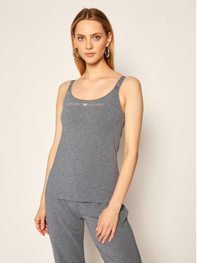 Emporio Armani Underwear Emporio Armani Underwear Marškinėliai 164237 0A317 06749 Pilka Regular Fit
