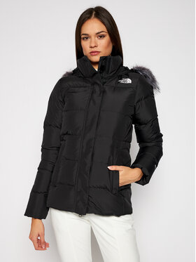 The North Face The North Face Pehelykabát Gotham NF0A4R33JK31 Fekete Regular Fit