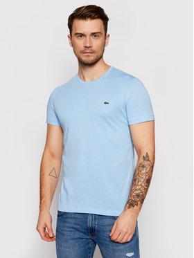 Lacoste Lacoste T-Shirt TH2038 Blau Regular Fit