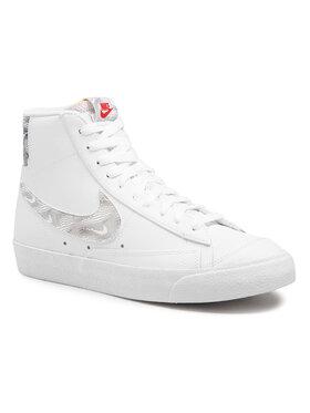 Nike Nike Buty Blazer Mid '77 DH3985 100 Biały