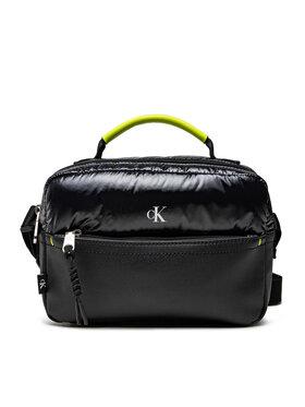 Calvin Klein Calvin Klein Handtasche Sport Essential Camera Bag Puf K60K608695 Schwarz