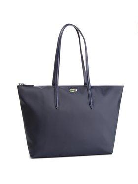 Lacoste Lacoste Дамска чанта L Shopping Bag NF1888PO Тъмносин