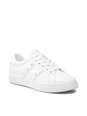 Guess Guess Sneakersy Ricena FL6RIC PEL12 Biela