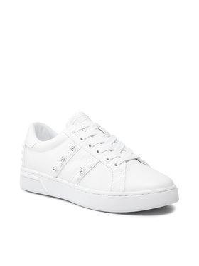 Guess Guess Sneakersy Ricena FL6RIC PEL12 Bílá