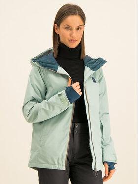 Billabong Billabong Snowboardová bunda Sula Q6JF01 BIF9 Modrá Tailored Fit