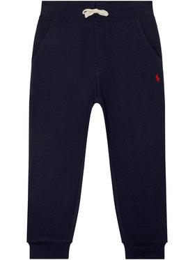 Polo Ralph Lauren Polo Ralph Lauren Teplákové kalhoty Core Replen 322720897003 Tmavomodrá Regular Fit