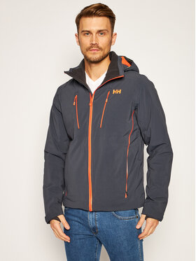 Helly Hansen Helly Hansen Lyžiarska bunda Alpha 3.0 65551 Tmavomodrá Regular Fit