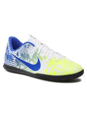Nike Nike Chaussures Jr Vapor 13 Club Njr Ic CV9362 104 Blanc