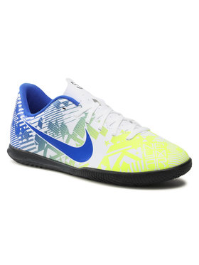 Nike Nike Scarpe Jr Vapor 13 Club Njr Ic CV9362 104 Bianco