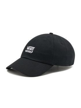 Vans Vans Šiltovka Court Side Hat VN0A31T6J0Z1 Čierna