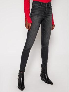 Guess Guess Skinny Fit Jeans Warm W0BA46 D465A Grau Skinny Fit
