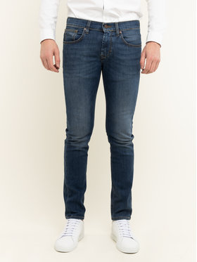 Baldessarini Baldessarini Slim Fit Jeans 16511/000/1247 Dunkelblau Slim Fit