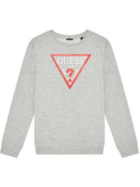 Guess Guess Bluza L73Q09 K5WK0 Szary Regular Fit