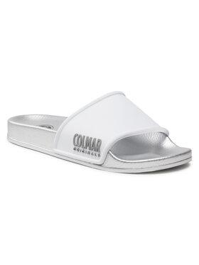 Colmar Colmar Mules / sandales de bain Slipper Plain 227 Blanc