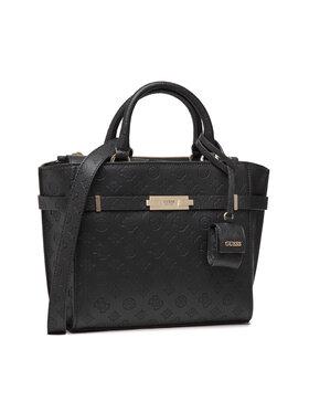 Guess Guess Дамска чанта Bea HWVS81 32060 Черен