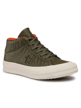 Converse Converse Tenisice One Star Counter Climate Mid 158836C Zelena