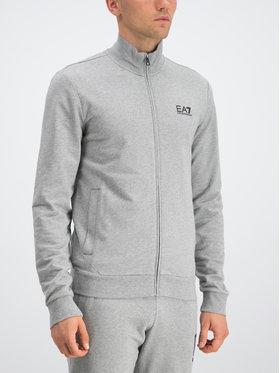 EA7 Emporio Armani EA7 Emporio Armani Sweatshirt 8NPM01 PJ05Z 3905 Grau Regular Fit