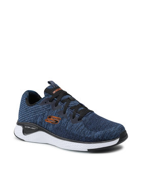 Skechers Skechers Chaussures Kryzik 52758/NVBK Bleu marine