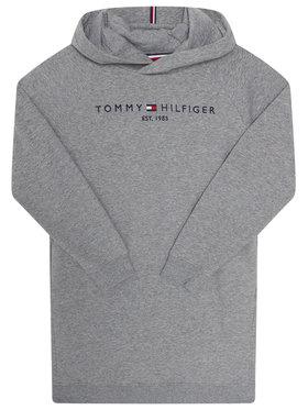 TOMMY HILFIGER TOMMY HILFIGER Džemperis Essential KG0KG05293 D Pilka Regular Fit