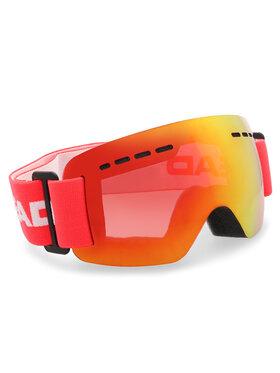 Head Head Очила за зимни спортове Solar Jr Fmr 395610 Червен