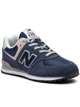 New Balance New Balance Laisvalaikio batai GC574GV Tamsiai mėlyna