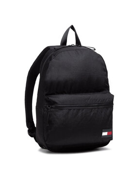 Tommy Hilfiger Tommy Hilfiger Rucsac Tommy Core Backpack AM0AM07249 Negru