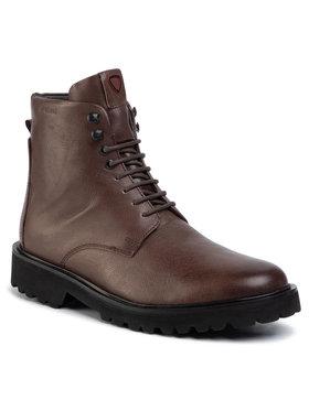 Strellson Strellson Outdoorová obuv Blocker 4010002679 Hnedá