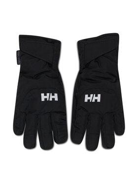 Helly Hansen Helly Hansen Rękawice narciarskie Jr Swift HT Glove 67352-990 Czarny