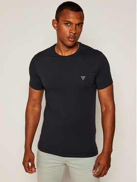 Guess Guess T-Shirt Cn Ss Core M81I32 J1300 Tmavomodrá Regular Fit