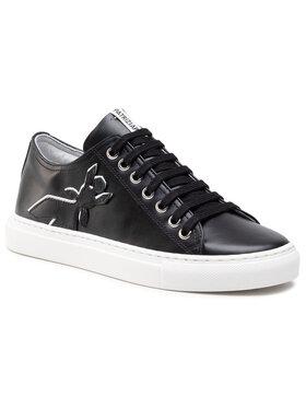 Patrizia Pepe Patrizia Pepe Sneakersy 2VA147/A3KW-K103 Černá