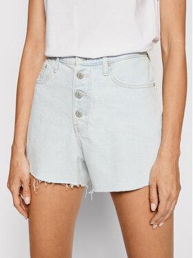 Calvin Klein Jeans Calvin Klein Jeans Džinsiniai šortai J20J215898 Mėlyna Regular Fit