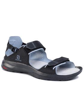 Salomon Salomon Basutės Tech Sandal Feel 410433 30 M0 Juoda