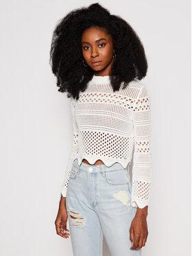 Guess Guess Sweater W1GR83 Z2U50 Bézs Regular Fit