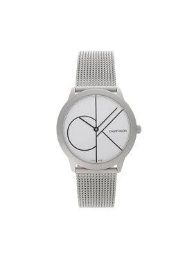 Calvin Klein Calvin Klein Ceas Midsize K3M5215X Argintiu