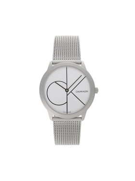 Calvin Klein Calvin Klein Часовник Midsize K3M5215X Сребрист