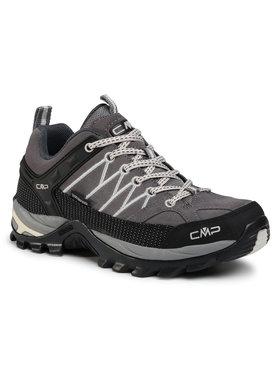 CMP CMP Trekkingi Rigel Low Wmn Trekking Shoes Wp 3Q13246 Szary