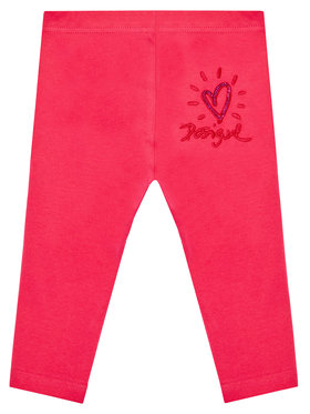 Desigual Desigual Leggings 21SGKK04 Rose Slim Fit