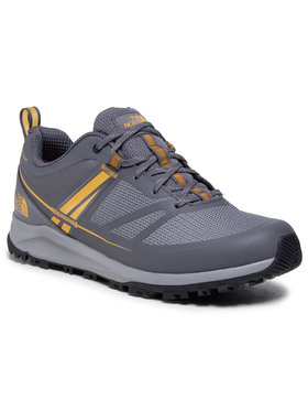 The North Face The North Face Trekkingschuhe Litewave Futurelight NF0A4PFGZM31 Grau