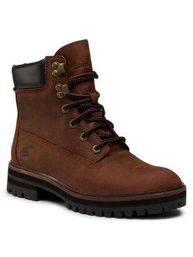 Timberland Timberland Ορειβατικά παπούτσια London Square Boot TB0A2963203 Καφέ